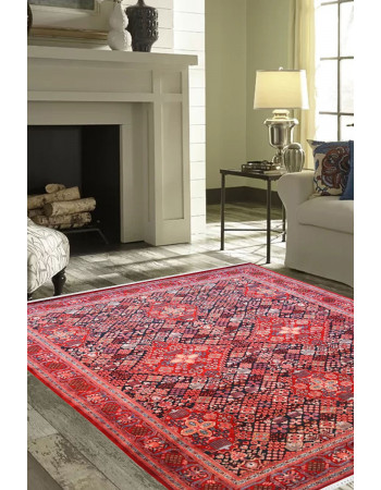 Samarkand Handknotted Wool Area Rug
