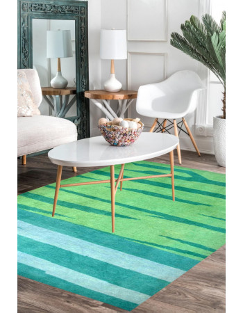 Sea Princess Deux Modern Area Rug