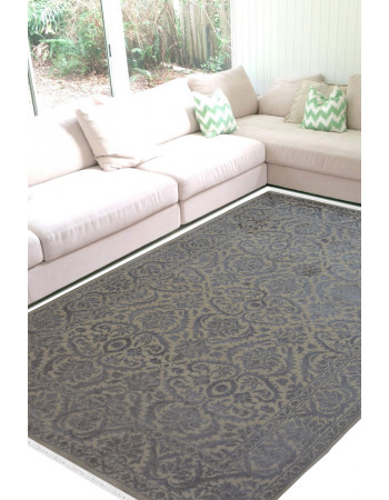 Self Embossed Fine Area Rug