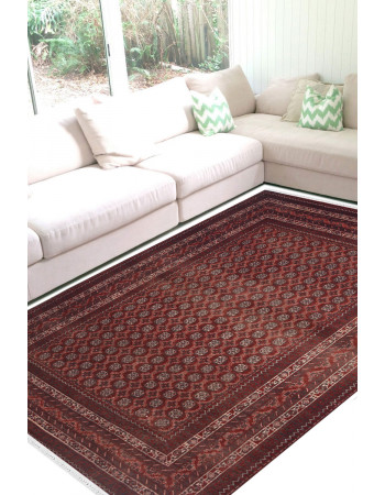 Barry Brown Afghan Bukhara Rug