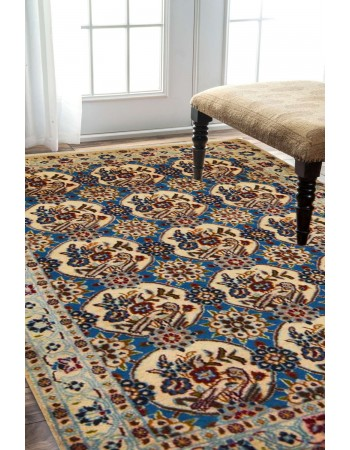 Caucasian Jewel Box Hand Knotted Carpet