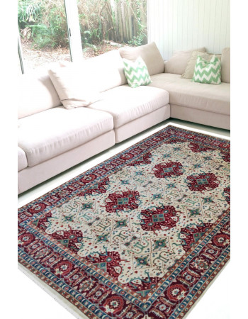 Jewel Traditional woolen Area Rug