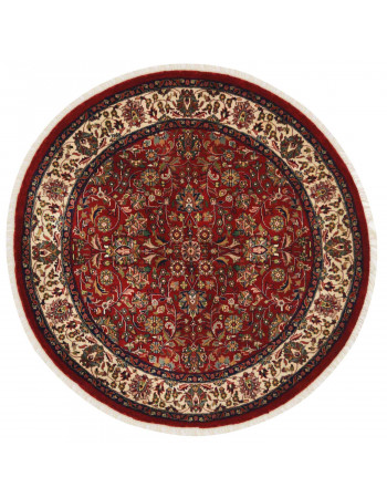 Rough Isfhan Deux Round Area Rug