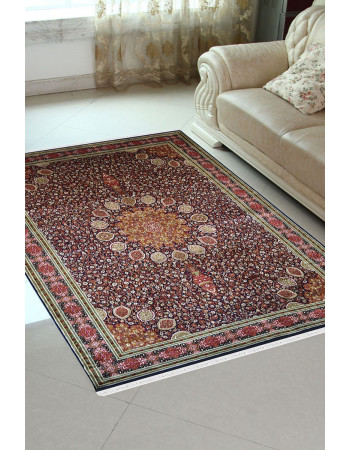 Neel Diamond Pure Silk Handmade Carpet