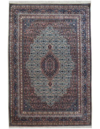 Persian Open Bidjar Wool Area Rug