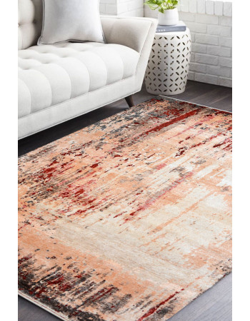 Cherry Spray Handmade Modern Carpet