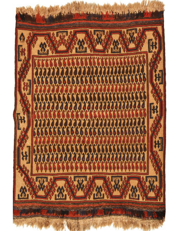 Bori Needle Kilims Area Rug Runner