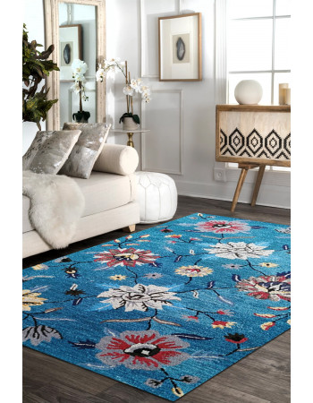 Perennial Skyu Hand-Tufted Wool Carpet