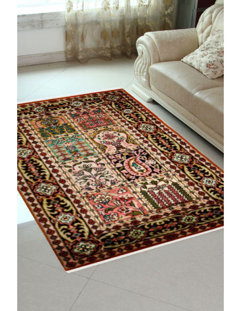 Qum Nazar Silk Carpet