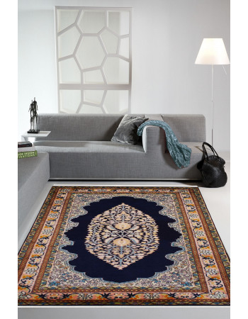 Royale Open Kashan Area Rug