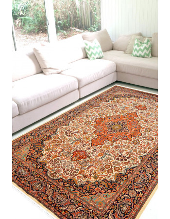 Santri Medallion Carpet