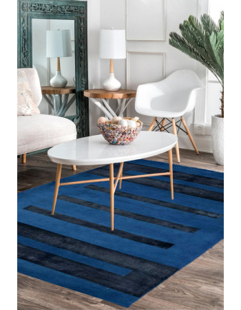 Abstract Deco Modern Area Rug