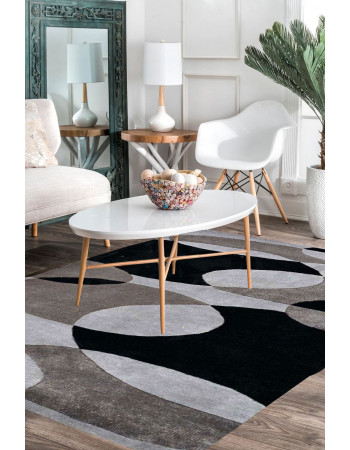 Egg Cirque Hand Tufted Area Rug