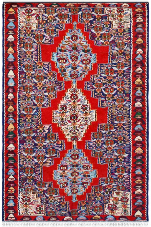 Moroccan Durry Kilim