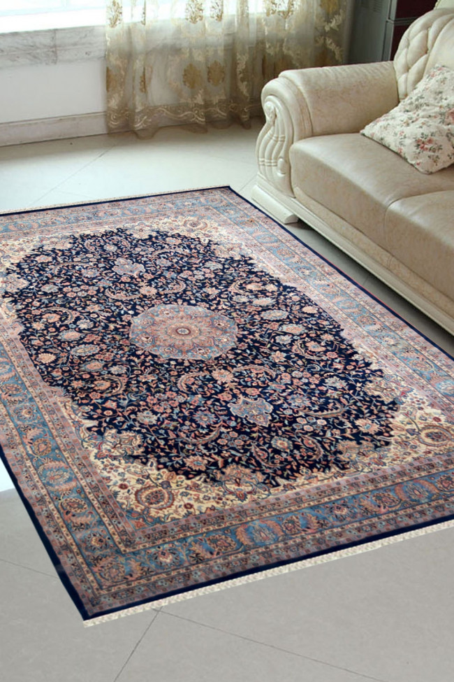 Panel Bidjar 9 x 12 Feet Handknotted Wool rug