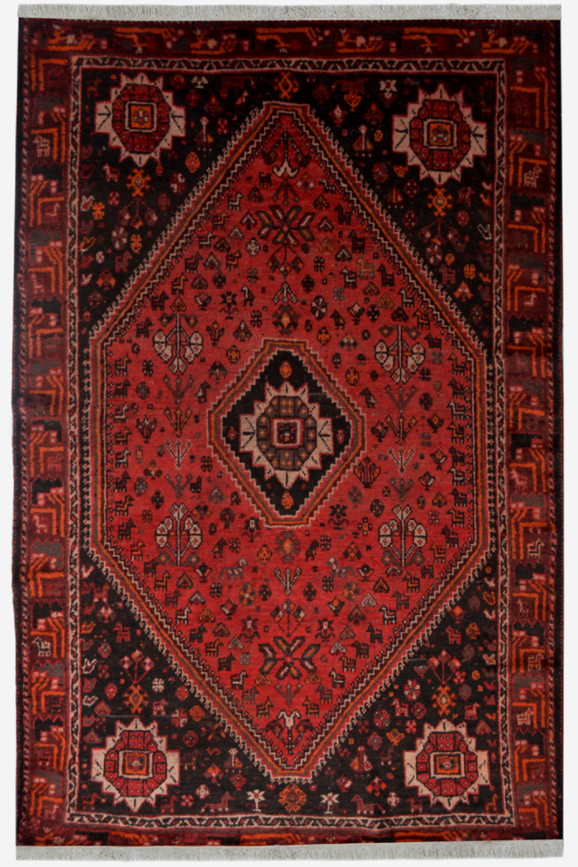 Turkish Vintage Area Rug