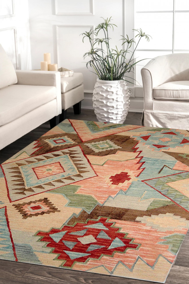Diamond Kinara Pastel Handtufted Carpet