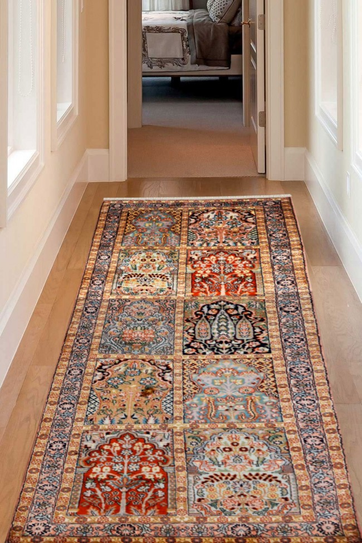 Hamadan Classique Handmade Carpet