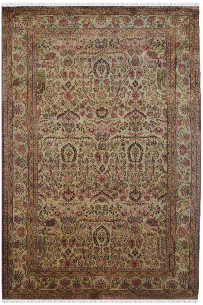 Tabriz Gold Medium Rug