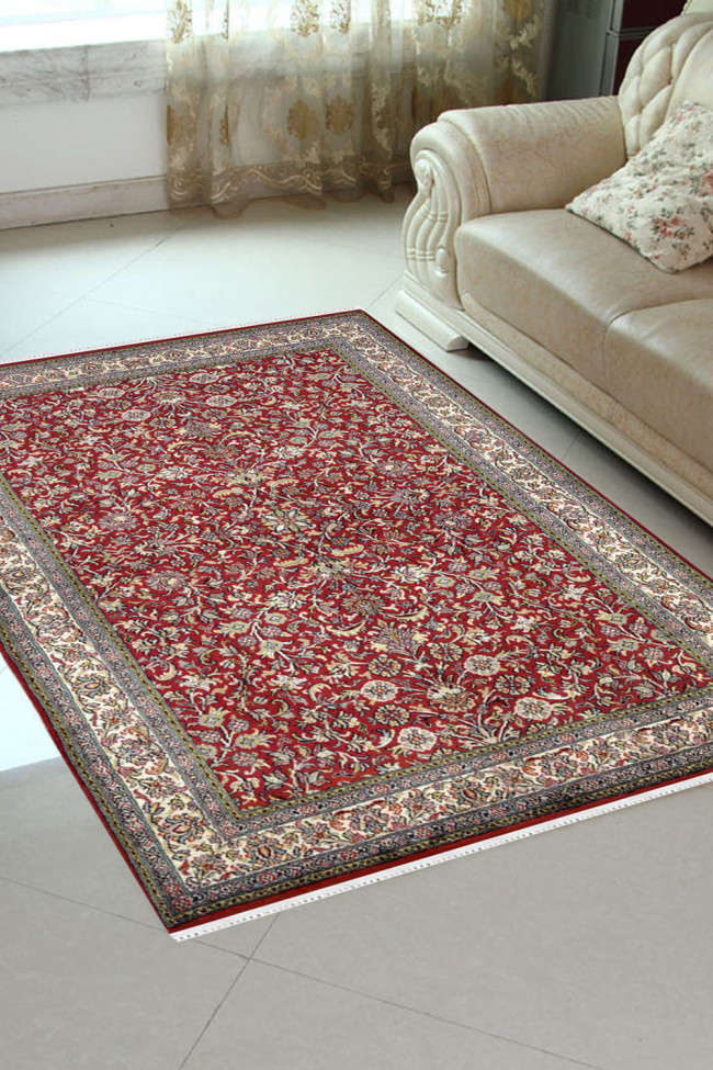 All Over Bagh Floral Rug