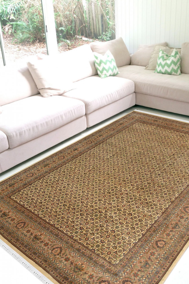 Beautiful pale bidgar Rug