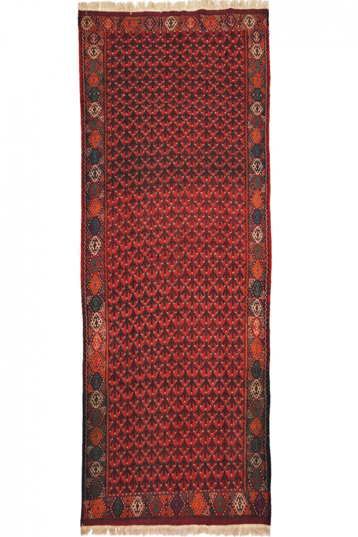 Hac Kilim Flat-Woven Rug