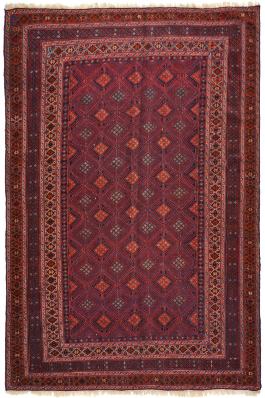 Azerbaijani Kilim Handmade Rug