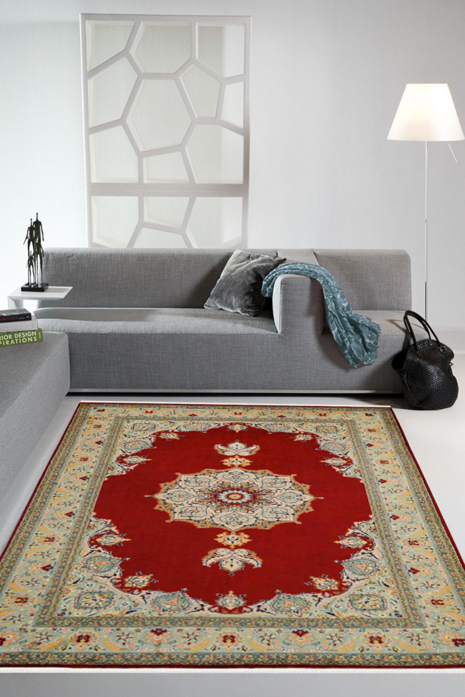 Rouge Pendulum Kashan