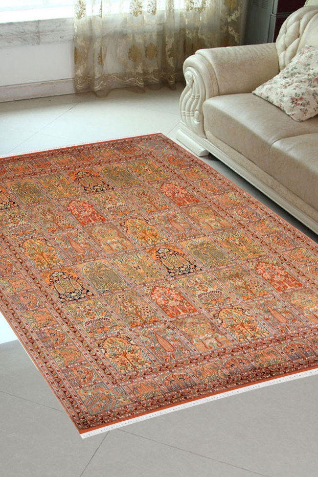 Art of Persia Beautiful Silk Area Rug