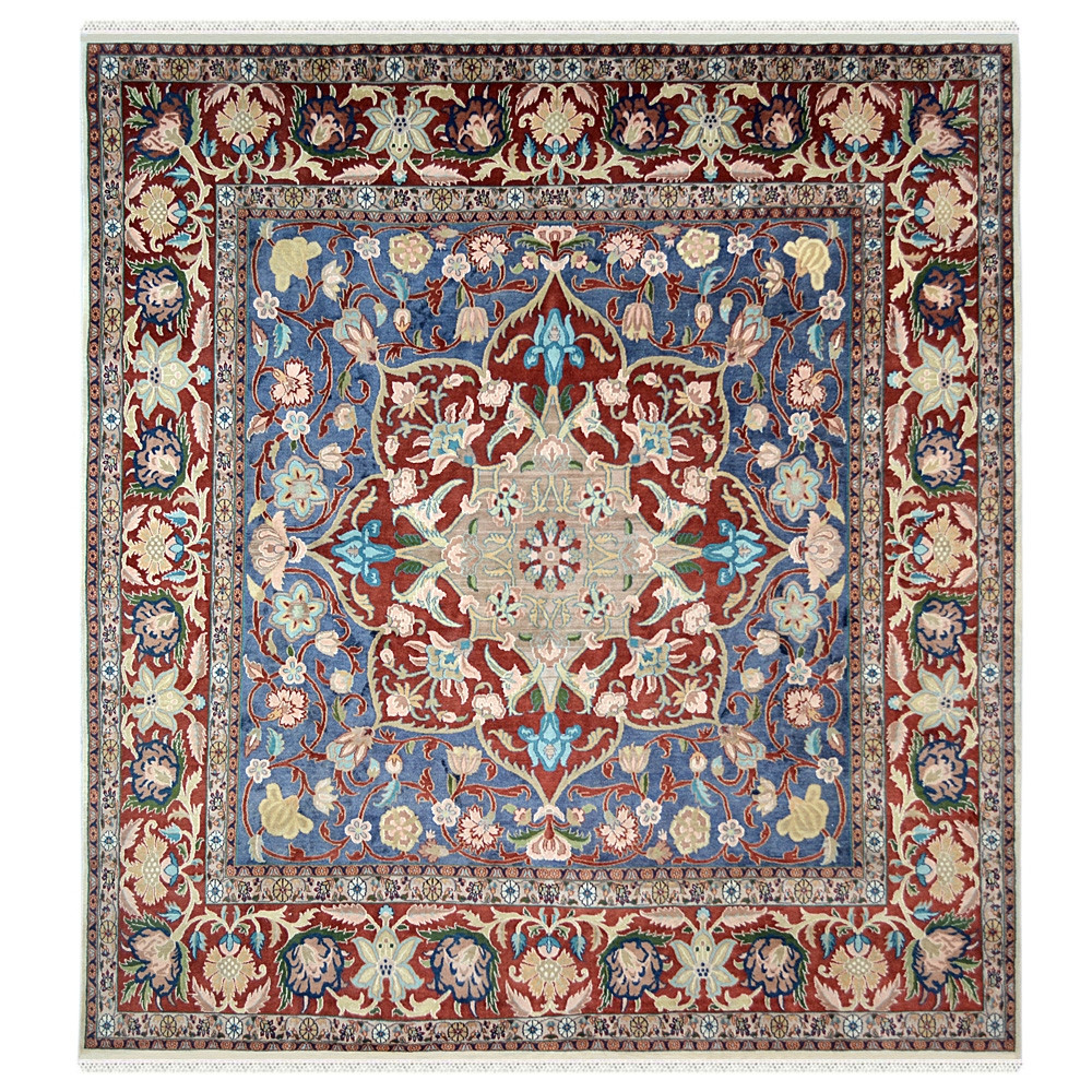 Jewish Star Pure Wool Area Rugs And