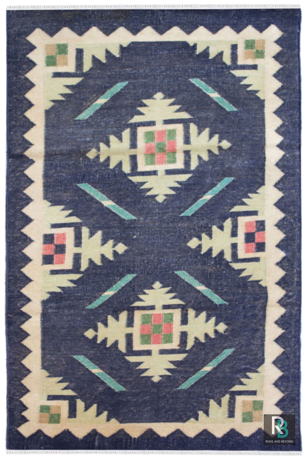 Buy Battick Electic Cotton Durry At Rugs And Beyond