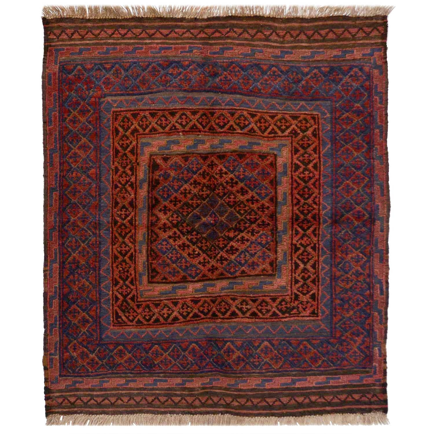 Faded Jaali Kilim Area Rug At Best Price Online Rugs And