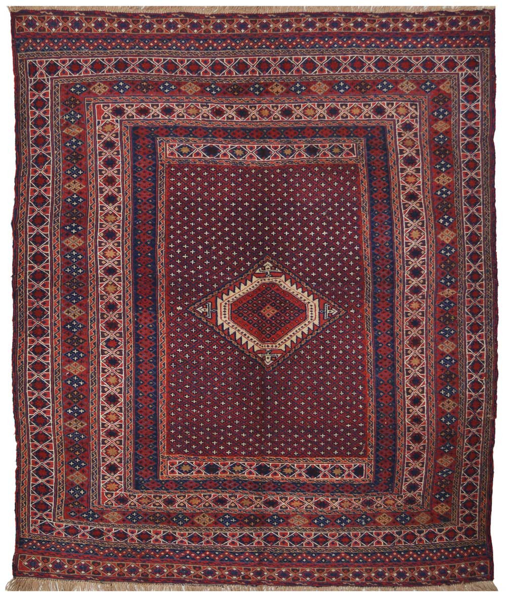 Eye Catching Nomadic Kilim Rug Best Wool Kilim Rugs Online