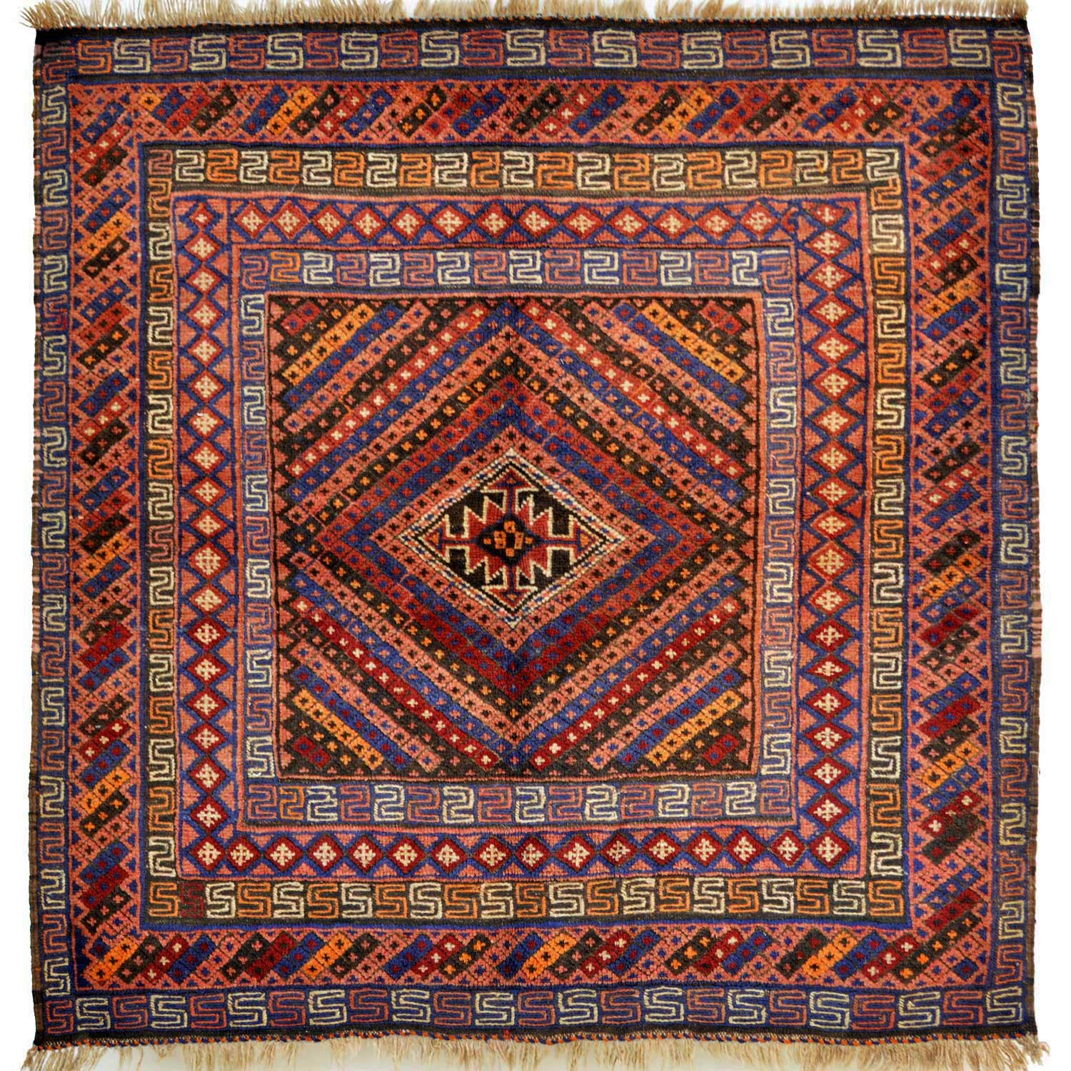 Beautiful Turkish Geo Kilim Area Rug At Rugs And Beyond At