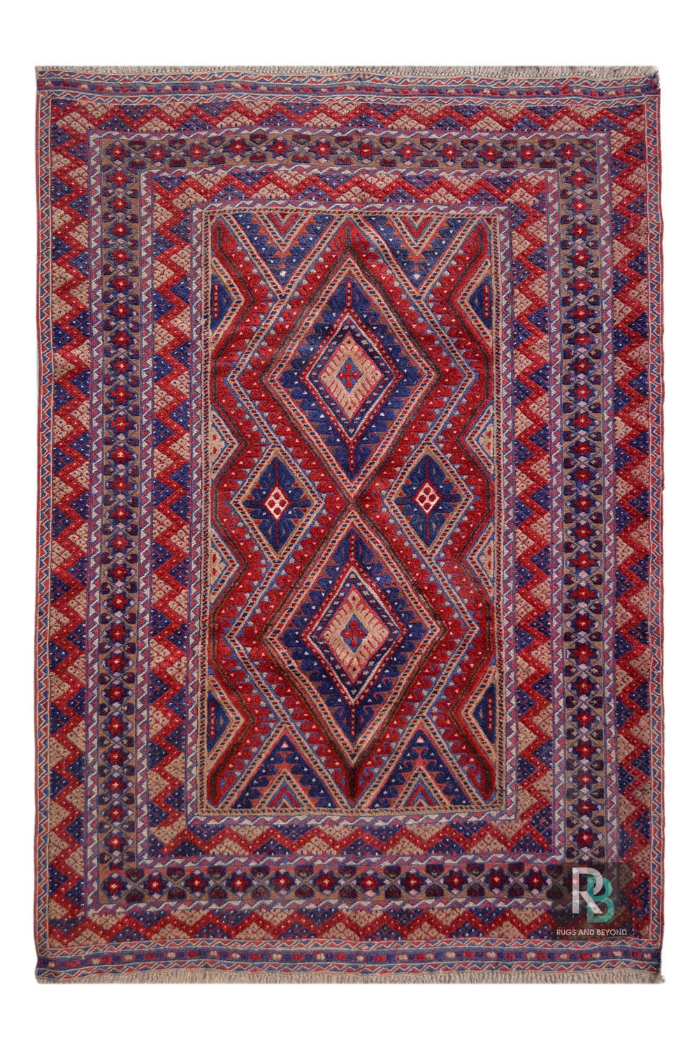 Dual Barjesta Handmade Kilim Rugs And Carpet Online At