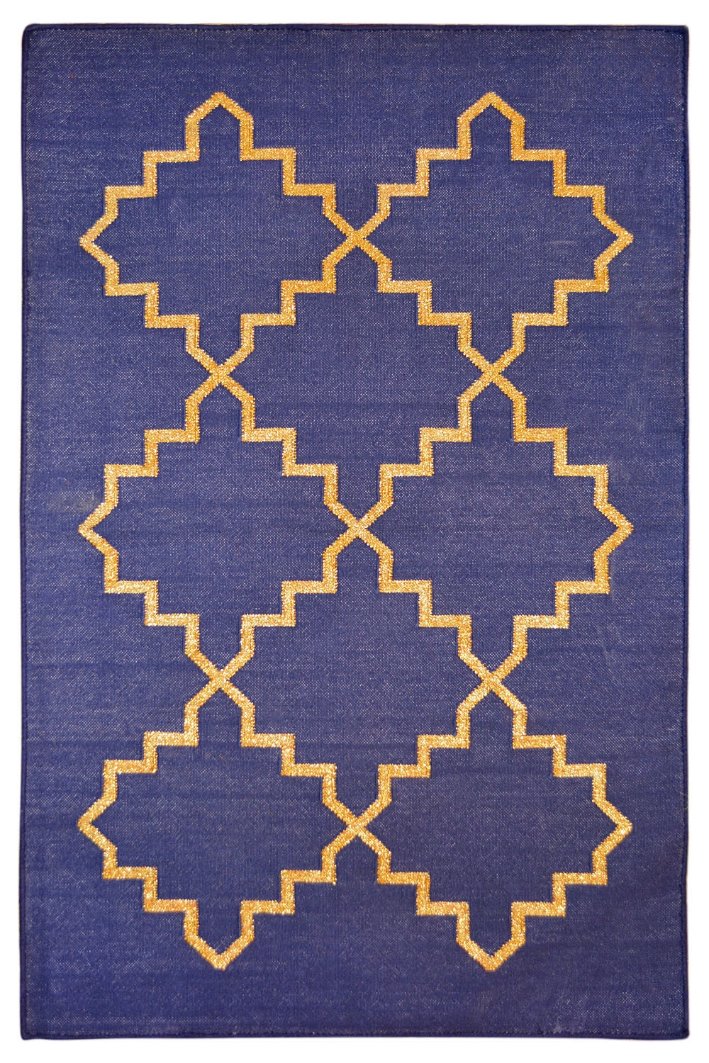 Handmade Cotton Lurix Durry At Best Price Online From Rugs
