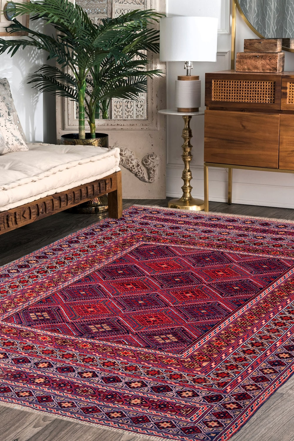 Pure Kilim Handmade Kilim Rugs Online At Cheap Price