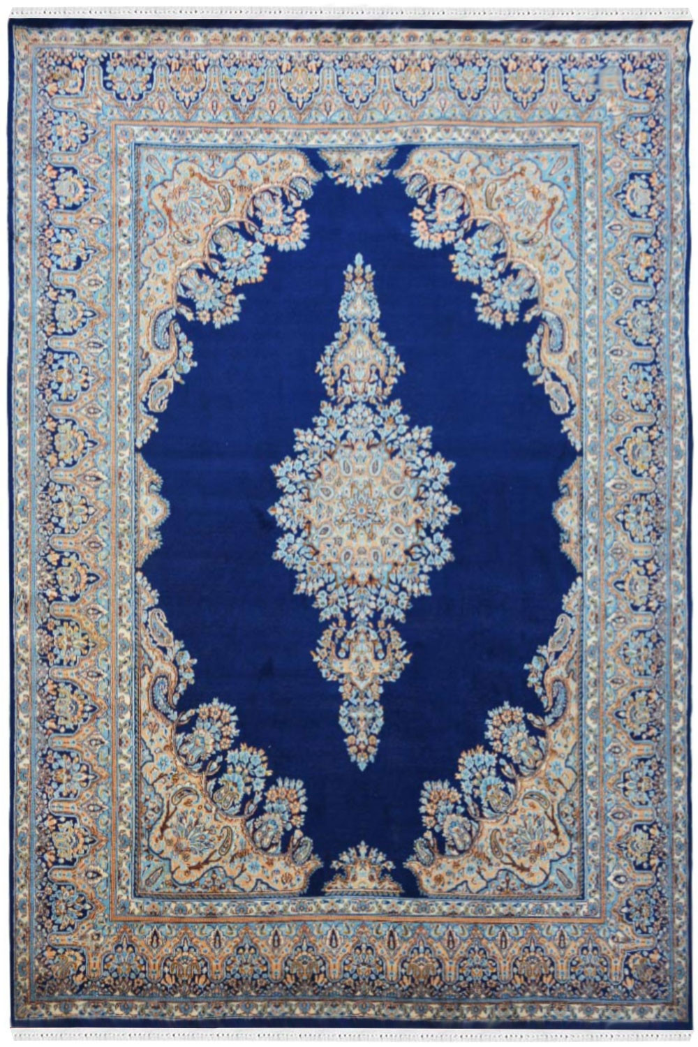 Buy This Royal Neel Rani Persian Woolen Rug From Rugs And