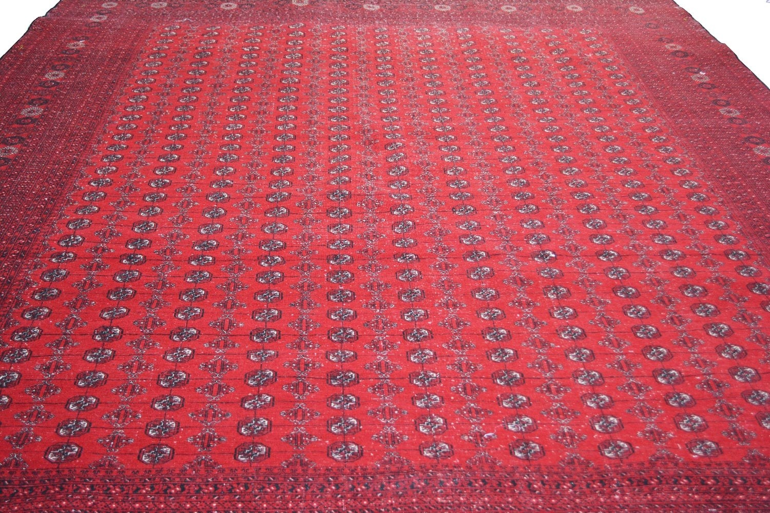 Puchase Turkmen Bokhara Wool Area Rug At Best Piece Range