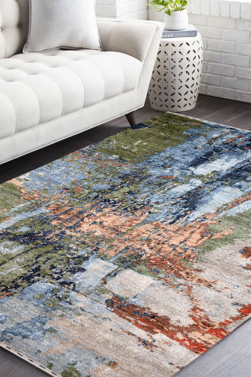 Forest Gump Hand Knotted Modern Rugs And Carpet At Rugs