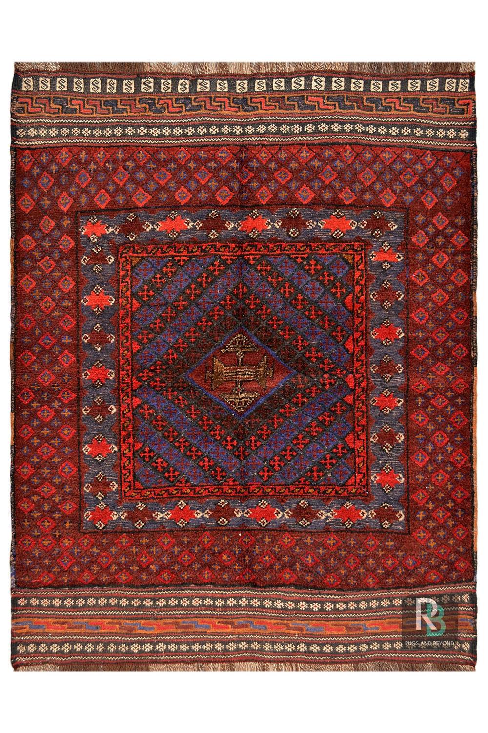 Bargesta Diamond Handmade Kilim Carpet And Antique Kilim Rugs