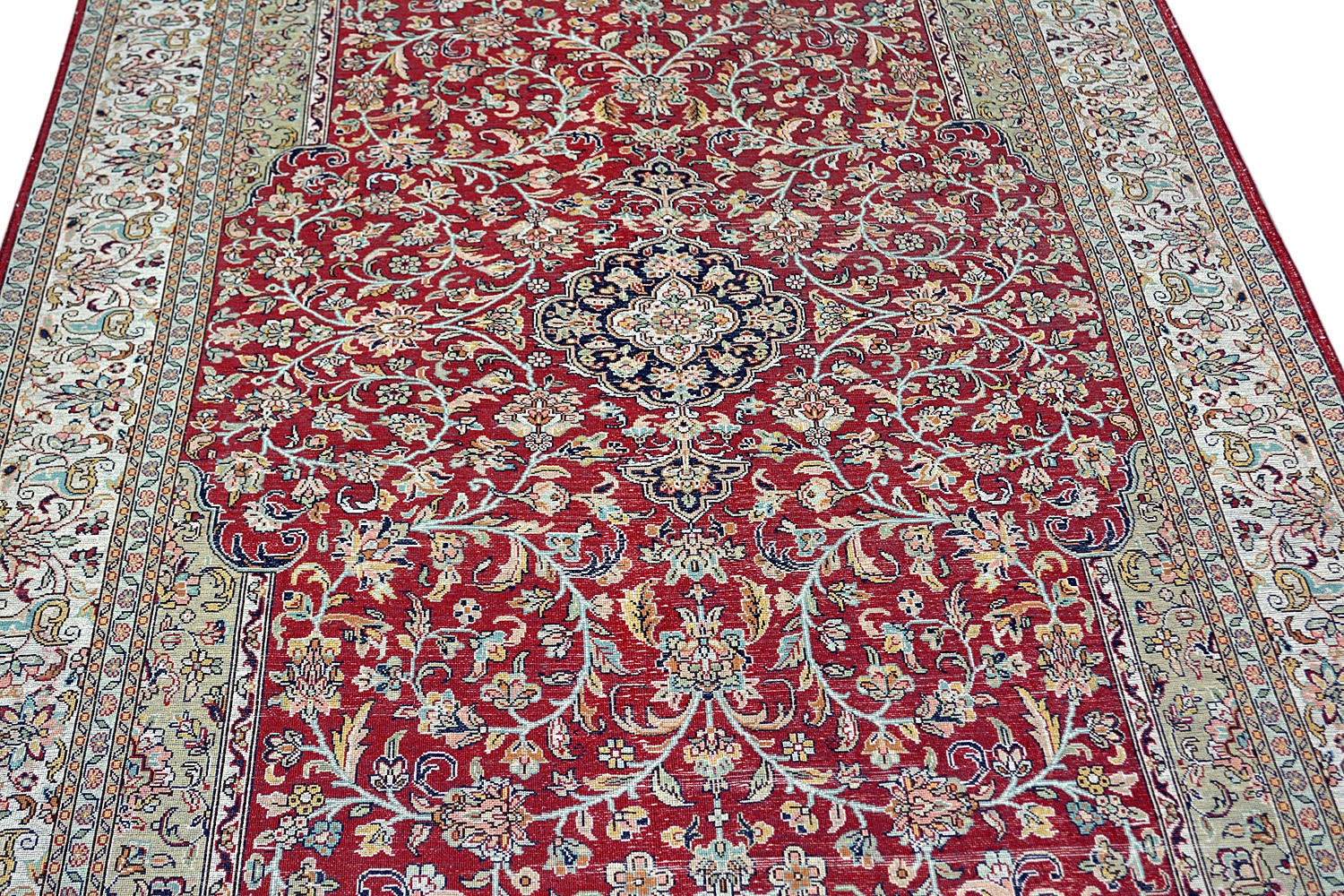 Shop Area Rugs Online And The Best Mughal Tings Motif Red