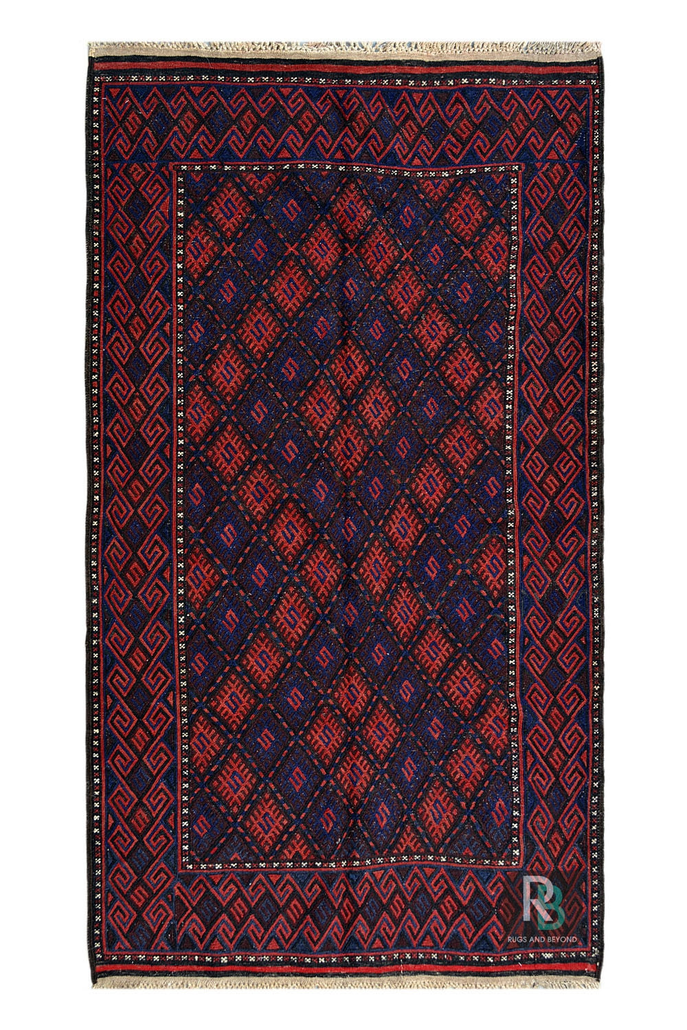 Shop for barjesta joint tribal kilim carpet rugs and beyond for Custom made area rugs