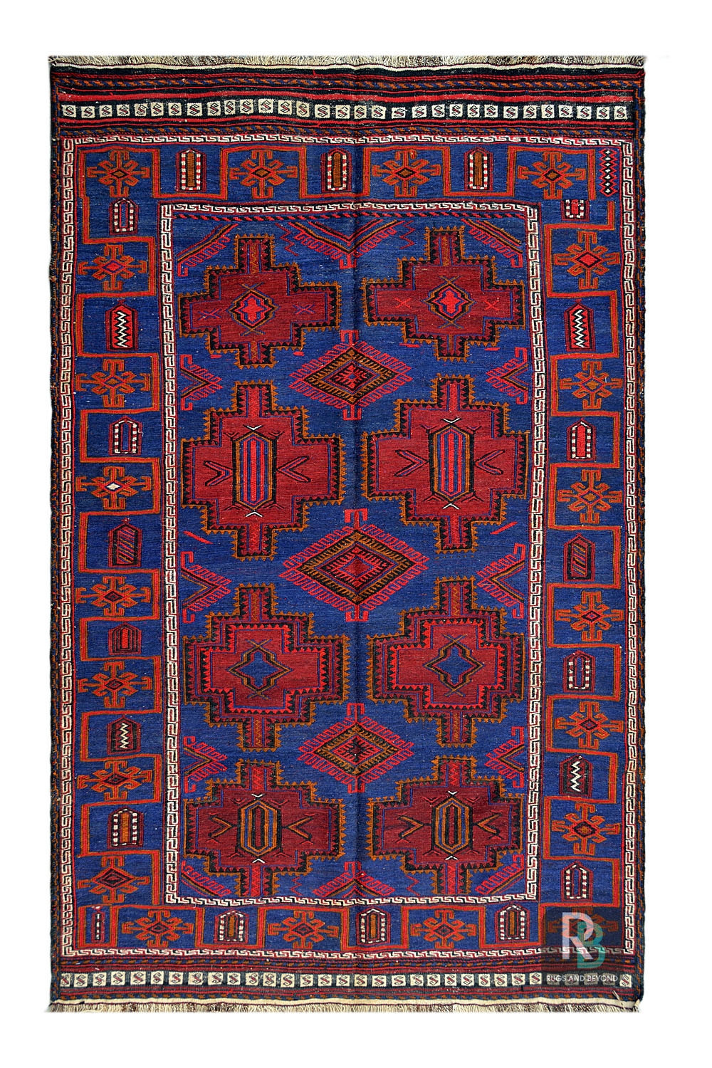 Tribal Caucasian Handmade Kilim Rugs For Sale With Cheap Price
