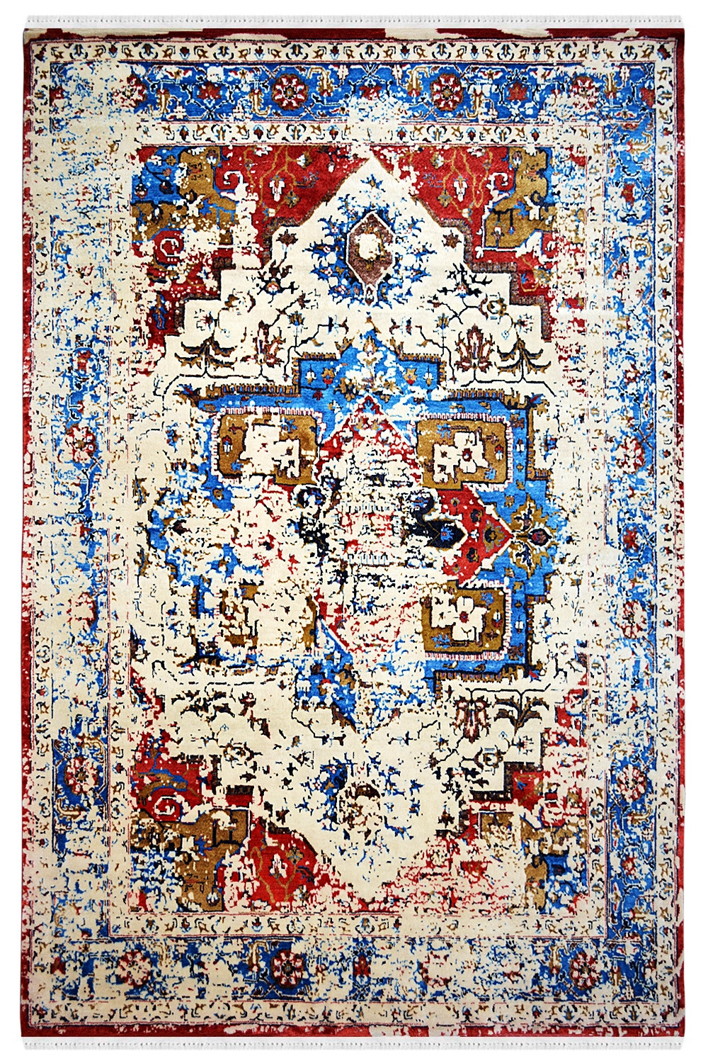 Modern Handmade Wool Rugs And Carpet At Best Price Online
