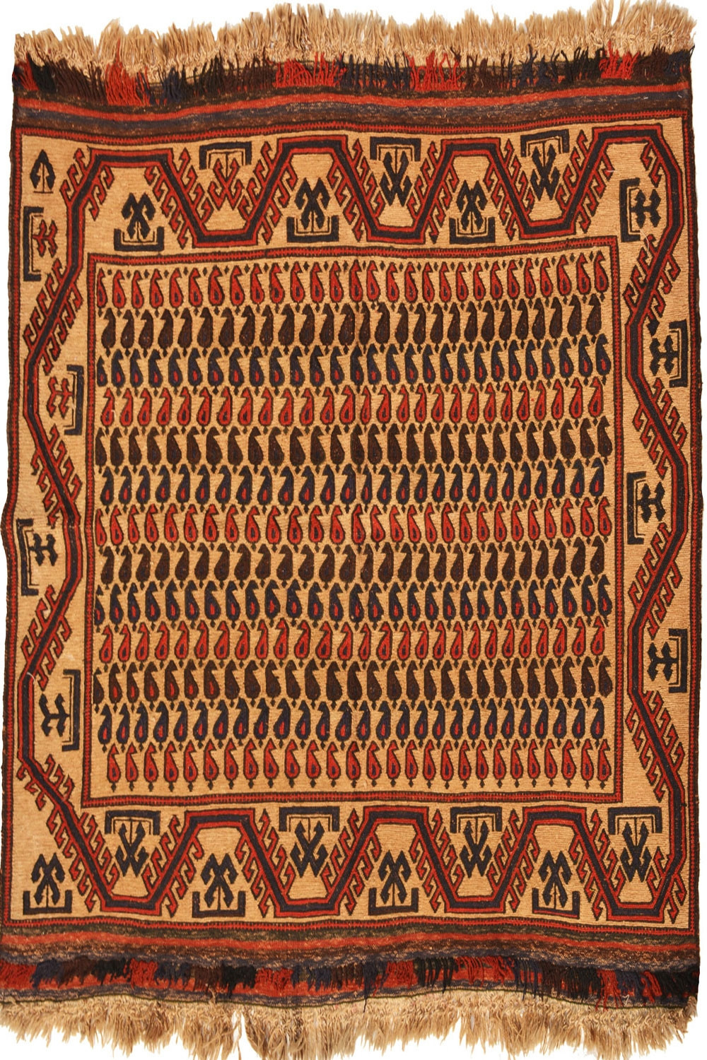 Buy Best Kilim Rugs In Bori Needle Design Online