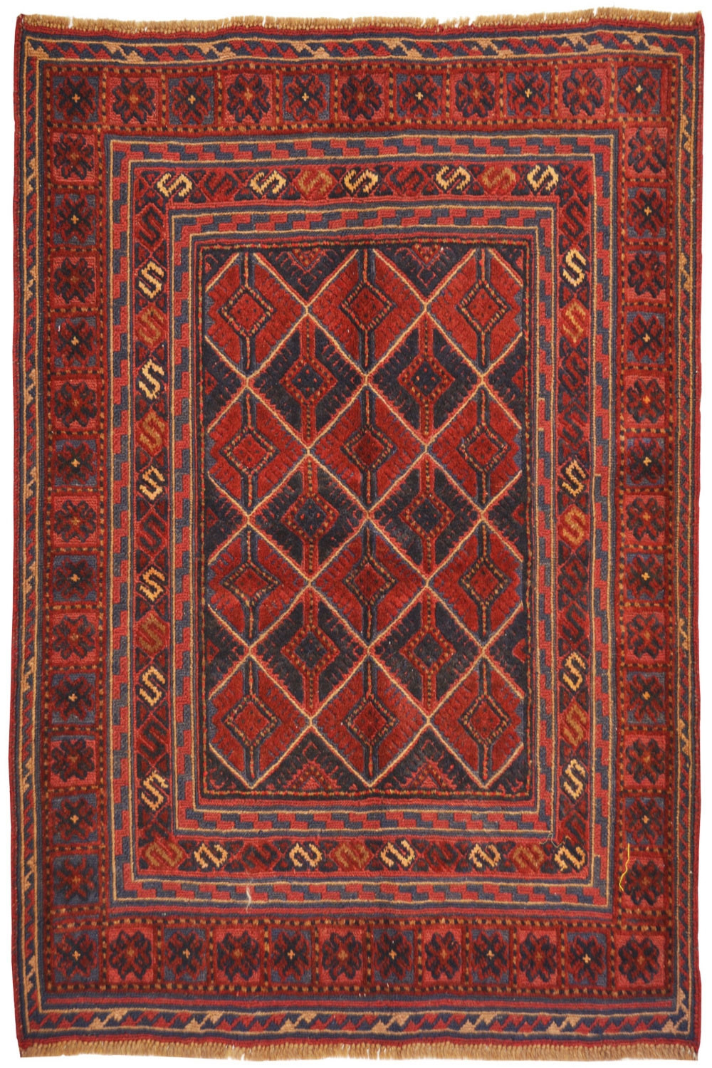 Purchase Goz Rustic Traditional Kilim Area Rug From Rugs