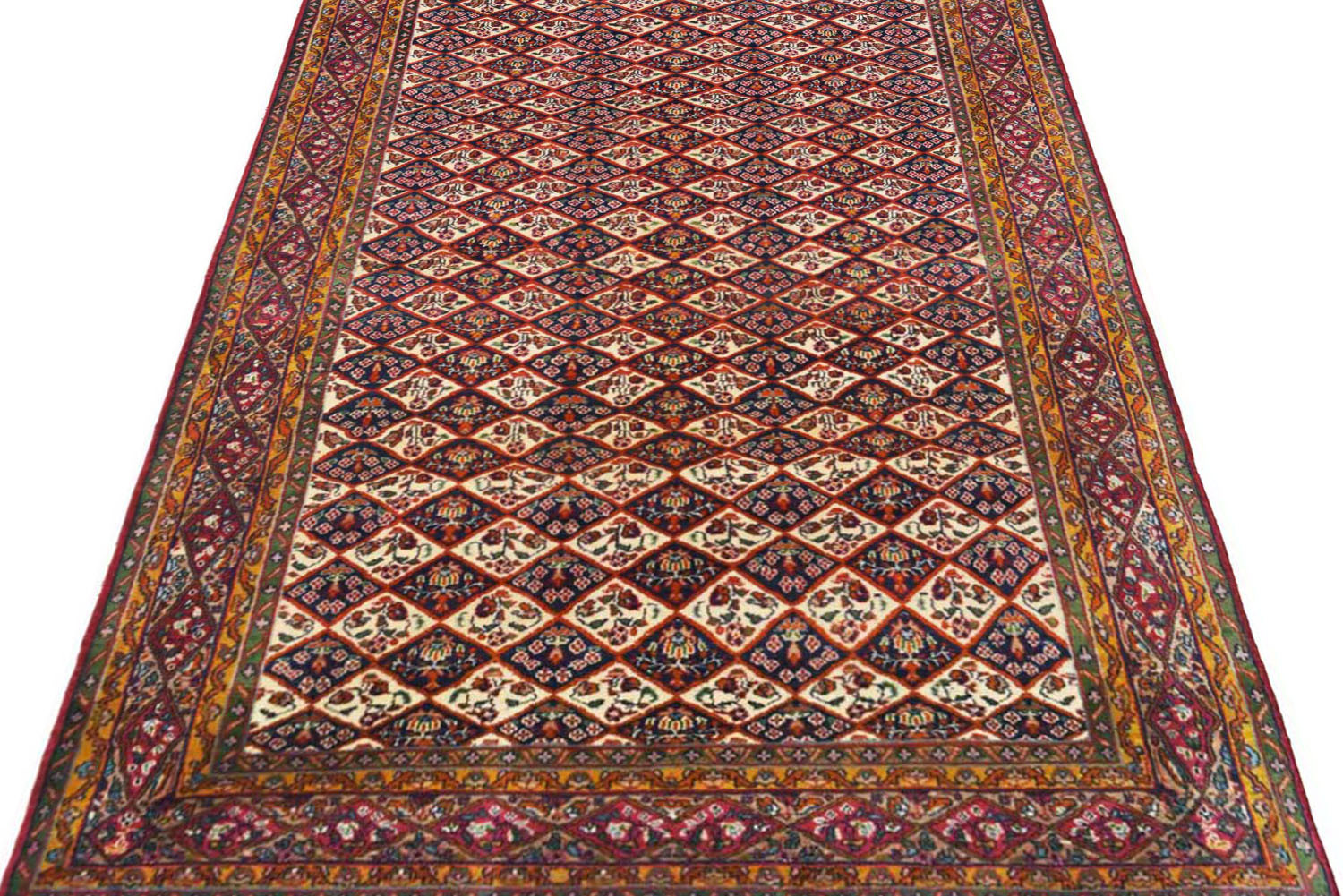 Buy 4 9 X 7 0 Machey Bokhara Rug Online At Rugs And Beyond