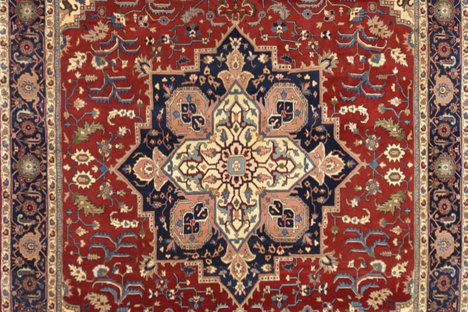 Buy Best Carpet For Living Room Open Laal Bidjar Rug