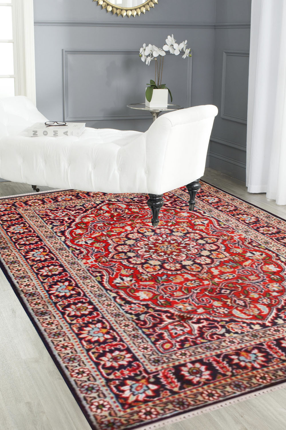 Patte Kashani Carpet Silk Carpets And Rugs Online